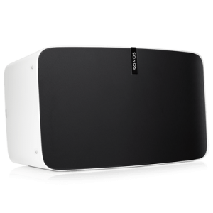 mediacoms sonos play 5 white