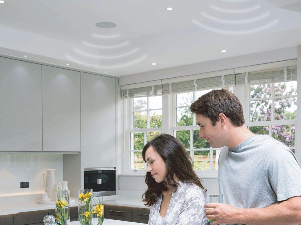 Install Speakers In The Ceiling : q install qi65st in ceiling stereo speaker mediacoms ~ Russianpoet.info Haus und Dekorationen