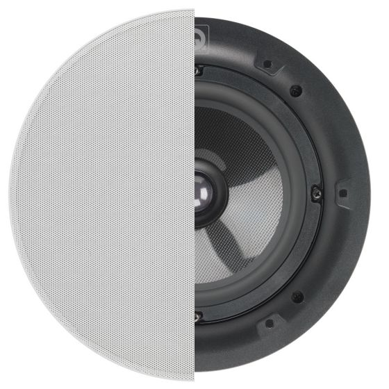 q install qi65p in ceiling speaker mediacoms. Black Bedroom Furniture Sets. Home Design Ideas