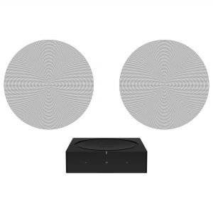 SONOS Amp and In-Ceiling Set