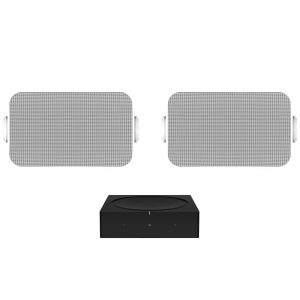 SONOS outdoor and amp set