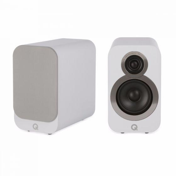 Q Acoustics 3010k Bookshelf Speaker Arctic White