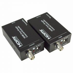 Coax HDMI extender